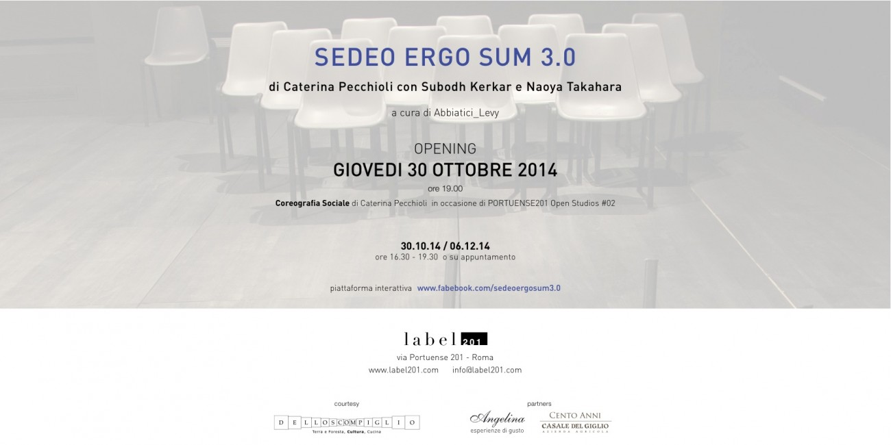 invito Sedeo ergo sum 3.0 Label201 def